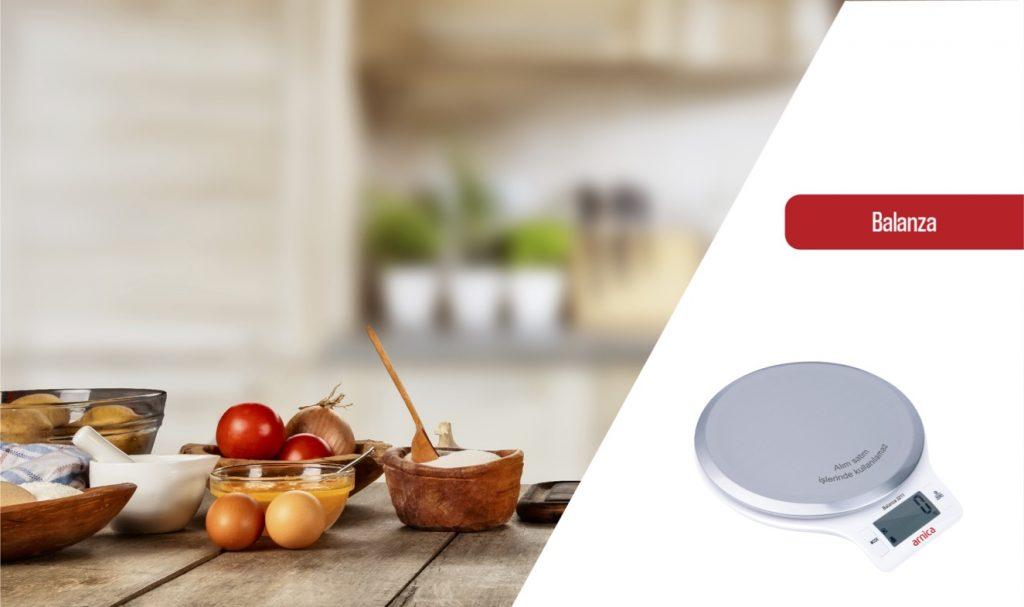 arnica mutfak tartısı