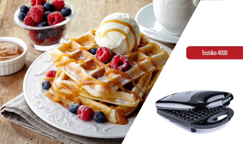arnica waffle makinesi