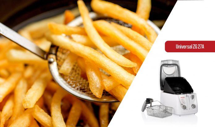 arnica fritöz makinesi
