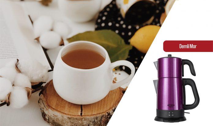 arnica çay makinesi