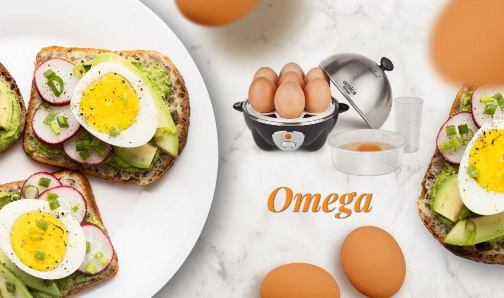 Kahvaltıda Haşlanmış Yumurta